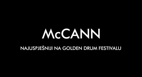 MCCANN - AGENCY NETWORK OF THE YEAR ON THE GOLDEN DRUM FESTIVAL
