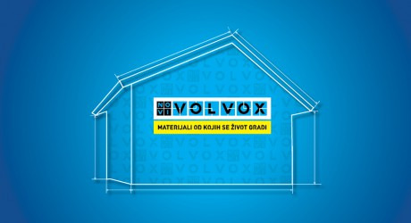 Novi Volvox - Materials for building a life