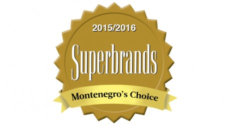 McCann Podgorica Superbrands in Montenegro